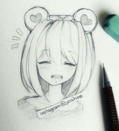 Sonrisa Adorable Dibujos Kawaii Como Dibujar Manga Como Dibujar Cosas