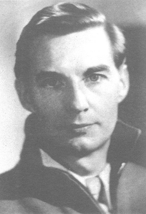 Frank O'Conner, Ayn Rand's husband.