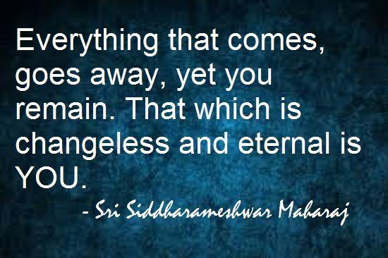 siddharameshwar maharaj, nisargadatta maharaj, master of self-realization
