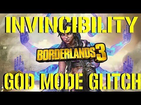 Borderlands 3 New Invincibility God Mode Glitch Become Immune To All Borderlands Borderlands 3 Comic Book Cover