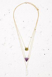 accessoires, bijoux et sacs pour Femmes| voir en ligne | Forever 21 - Bijoux - Colliers - Breloques/Pendentifs - Forever 21 EU Français