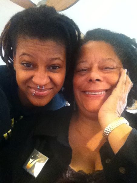 Muki and Mommom