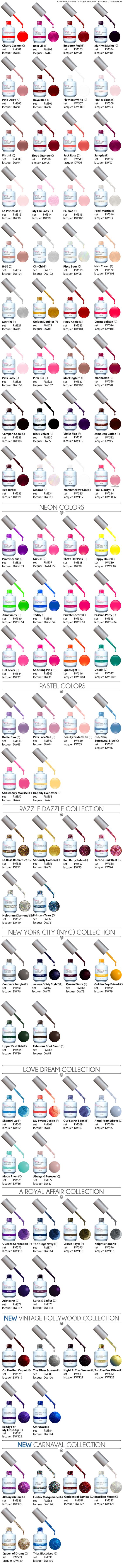 Le Chat Perfect Match Soak Off Gel Polish...they have lots of great colors.