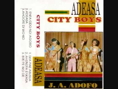 J.A. Adofo  - Baabi Dehyee. (Ghana Old Timers)