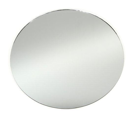 Craft Mirrors 1 2 Inch Round Mirrors Mirror Crafts Round Mirrors Floral Mirror
