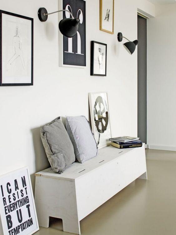 Galleria foto come arredare l 39 ingresso di casa 100 idee for Idee semplici di mudroom