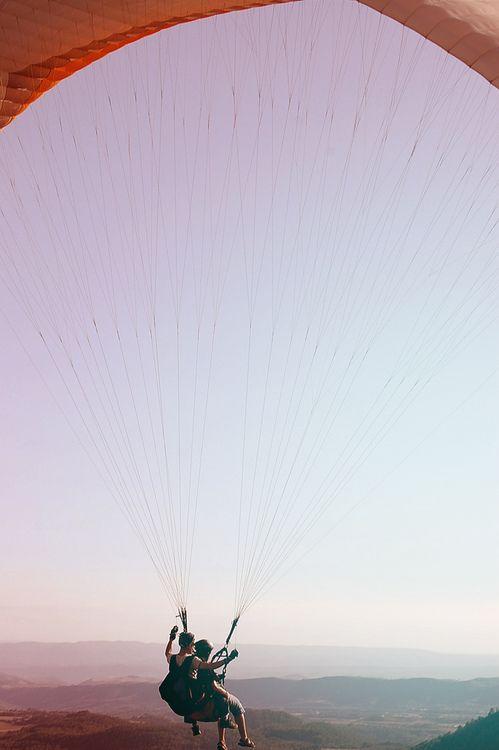 .: Adventure Awaits, Bucketlist, Parachuting Jumping, Things I Love, Birds Eye View, Parachute Photography, Bucket Lists