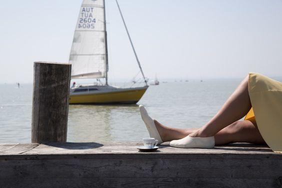 #JHornig #coffee #break #coffeebreak #lifestysle #mug #blackcoffee #nosugar #nomilk #boat #yacht #lake