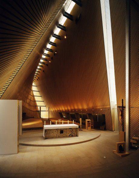 Iglesia San Josemaría Escrivá / Javier Sordo Madaleno - Noticias de Arquitectura - Buscador de Arquitectura