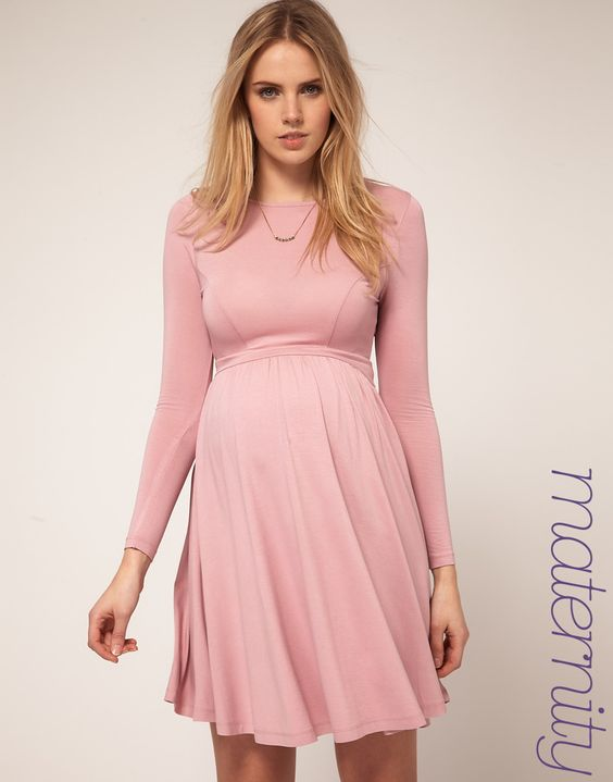 Dress for upcoming wedding baby shower stylish for Cute maternity dress for wedding
