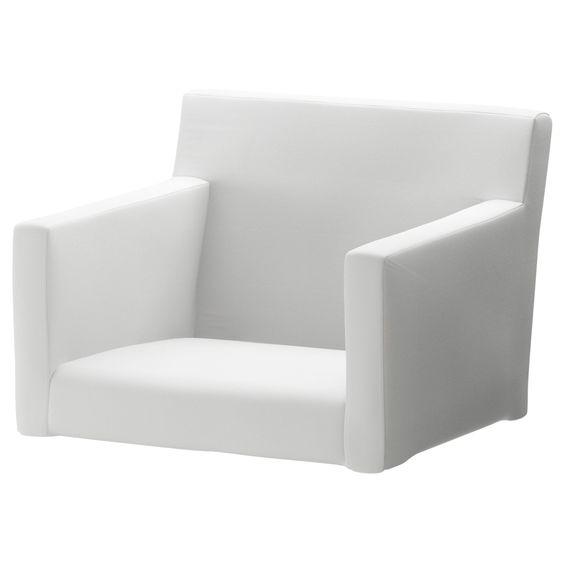 NILS Capa p/cadeira c/braços - IKEA