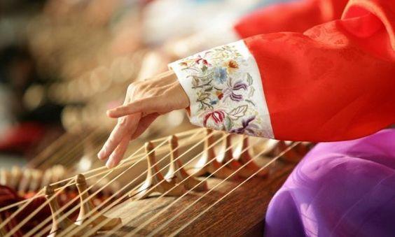 Música Tradicional Coreana – Instrumentos de Corda