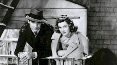 Penny Serenade, Cary Grant & Irene Dunne