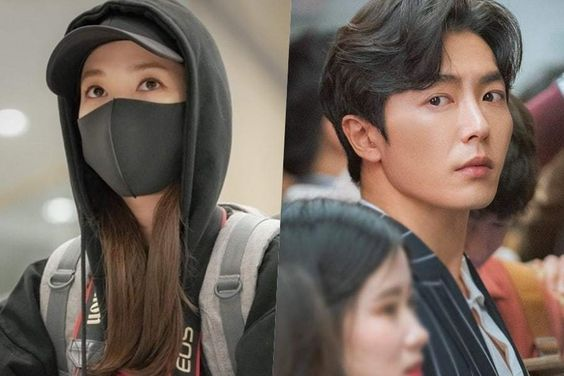 """Park Min Young And Kim Jae Wook Are Off To Work As Idol Fan And Gallery Director In """"Her Private Life"""""""