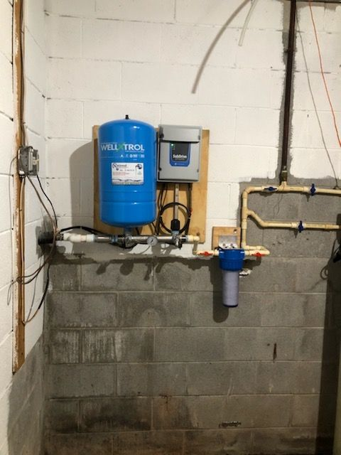 After Shots Water Treatment Pressure Systems Water Filtration