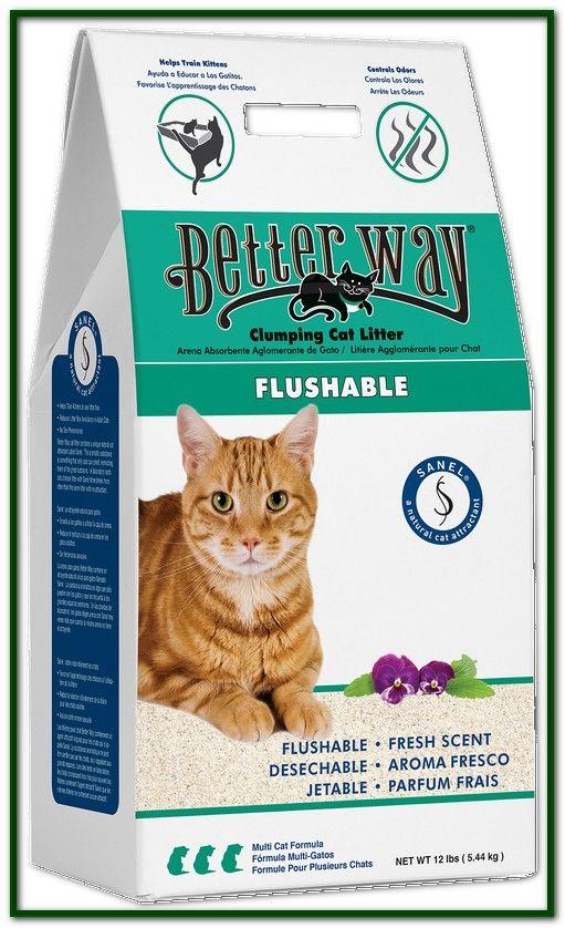 Flushable Cat Litter Brands Flushable Cat Litter Cat Litter Brands Best Cat Litter