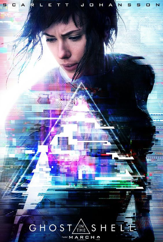 Ghost in the Shell (2017) HDRip