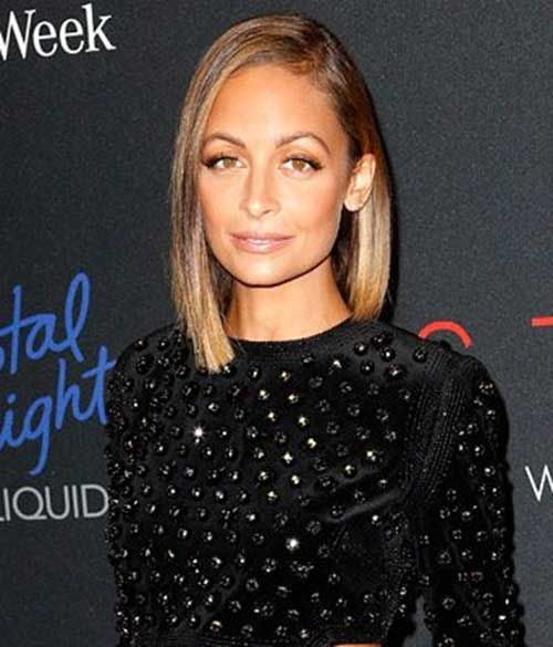 Nicole Richie Bob Hair Idea