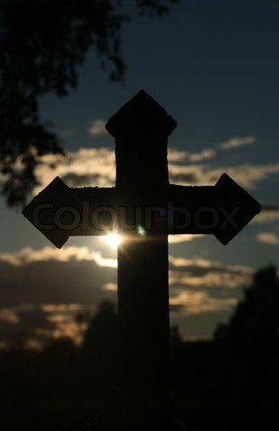 Google Image Result for http://www.colourbox.com/preview/2630588-379171-cross-in-sunset.jpg: Google Image, Cross My Heart