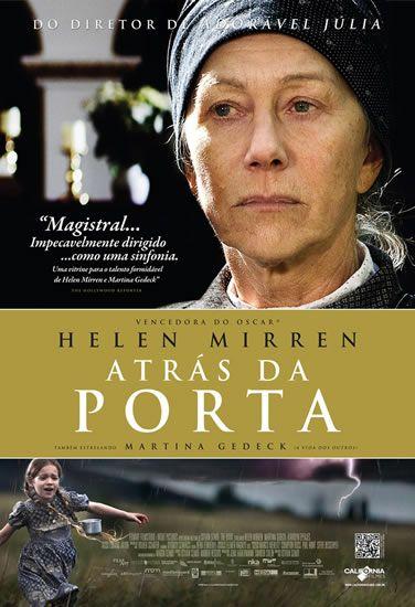 """Confira a sinopse do filme """"Atrás da Porta"""""""
