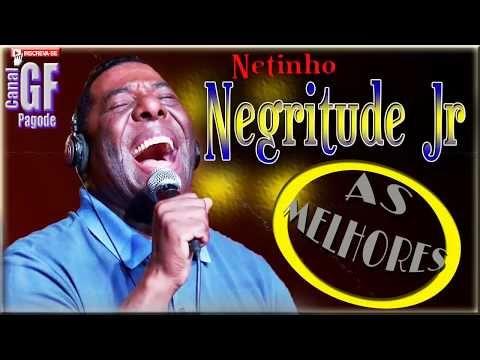 Netinho Negritude Junior As Melhores Musicas Do Netinho De Paula