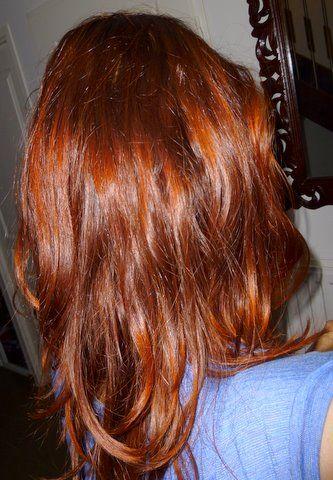 envie coiffure coiffure beaut tuto coiffure cheveux roux cheveux longs couleur cheveux coiffure maria henn time slow cosmetique - Coloration Cheveux Henn