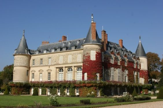Chateau rambouillet (16)