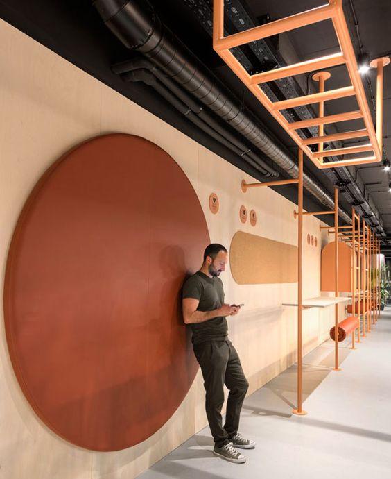 Open-plan Office by Autori Architects - InteriorZine