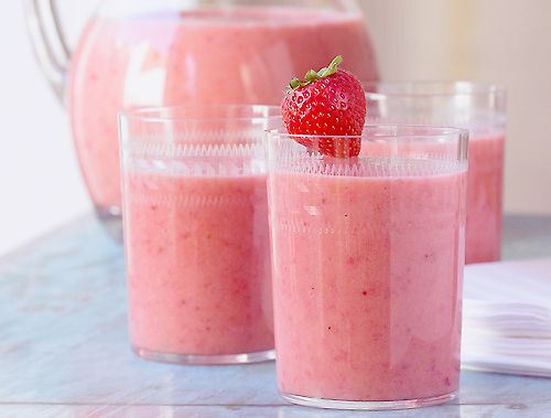 strawberry smoothie recipe - - Yahoo Image Search Results