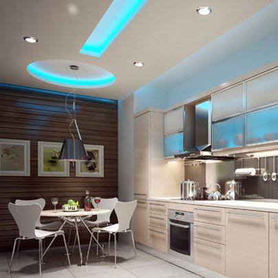 Dise os techos interiores tablaroca for Ideas para techos interiores