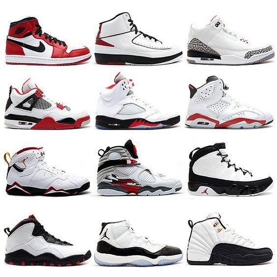1st air jordans