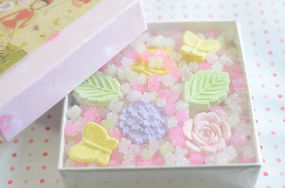 Japanese Sugar confectionery