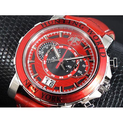 人生を冒険する大人メンズはハンティング・ワールド!~おすすめ腕時計12コレクション~