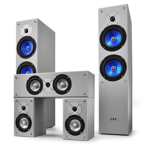 Designer home speakers