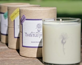 wonderful candles, supporting a great cause