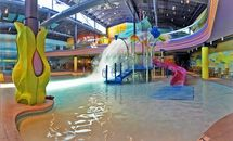 5 Albuquerque Water Parks Kids Will Love: Hotel Cascada Water Park