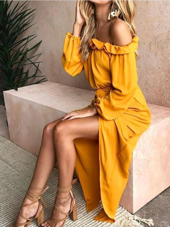 Stunning Dresses You'll Love For Summer 2018