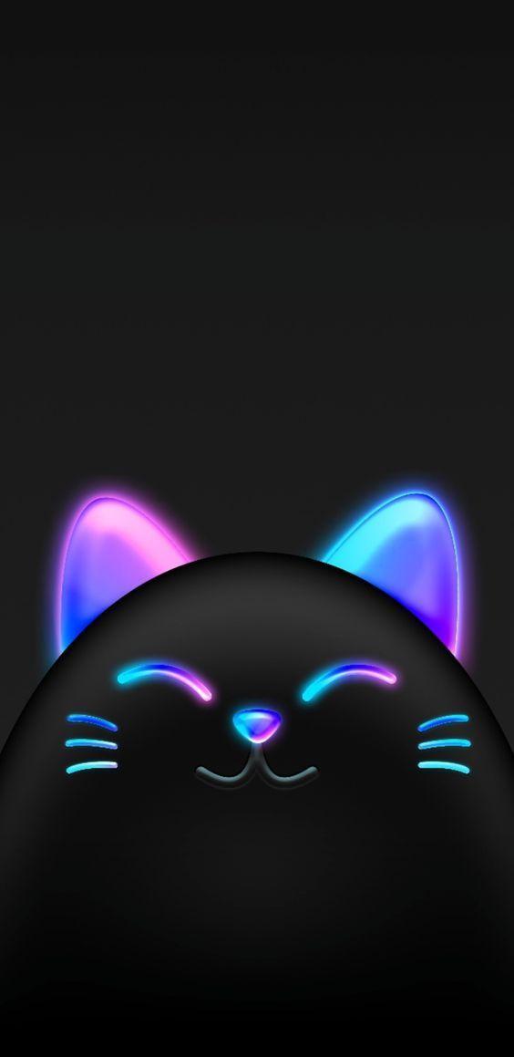 9 Gambar Wallpaper Keren Buat Hp Paling Keren Di 2020 Galaxy Wallpaper Seni Kucing Lukisan Galaksi