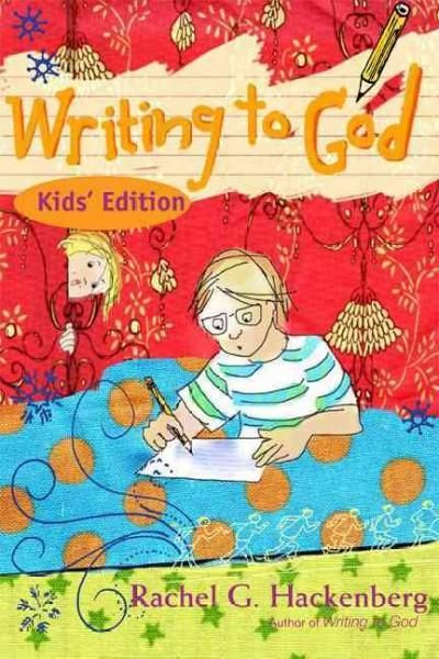 Writing to God Kids Edition offers guidance to kids that parents can also appreciate: It invites them to speak to God creatively through their pens (or pencils, or crayons). In 35 days, kids are invit