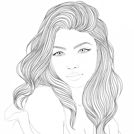 Omeletozeu Disney Coloring Pages Printables Comic Style Art Beauty Art Drawings