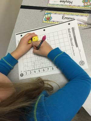Taming My Flock of Firsties: Math Daily 3