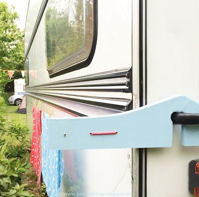 urlaub im wohnwagen von praktischem und sch nem vintage caravans pinterest camping. Black Bedroom Furniture Sets. Home Design Ideas