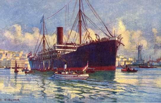 SS Shanghai Queen