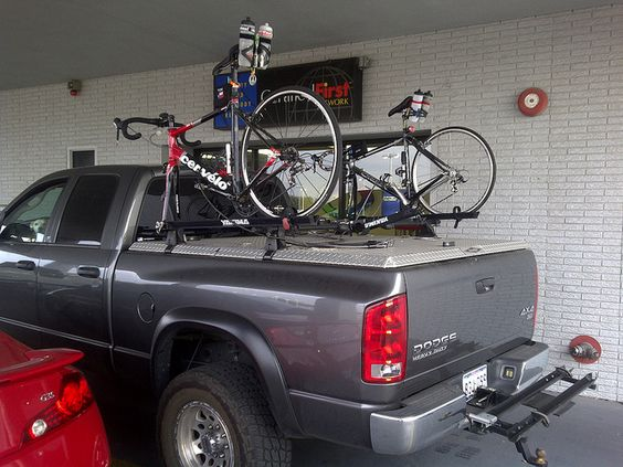 Diamondback Truck Cover With Yakima Rack Overland