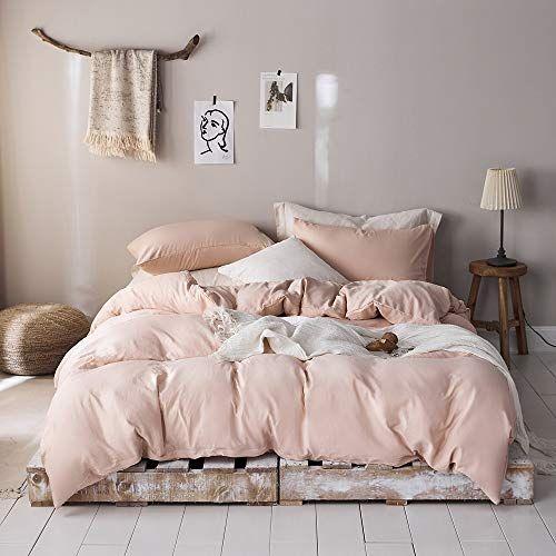 Girls Duvet Queen Duvet Cover Blush Pink Bedding Sets Queen Blush Comforter Set Queen Size Hotel Microfiber Bedd Bed Comforter Sets Pink Bedding Comforter Sets