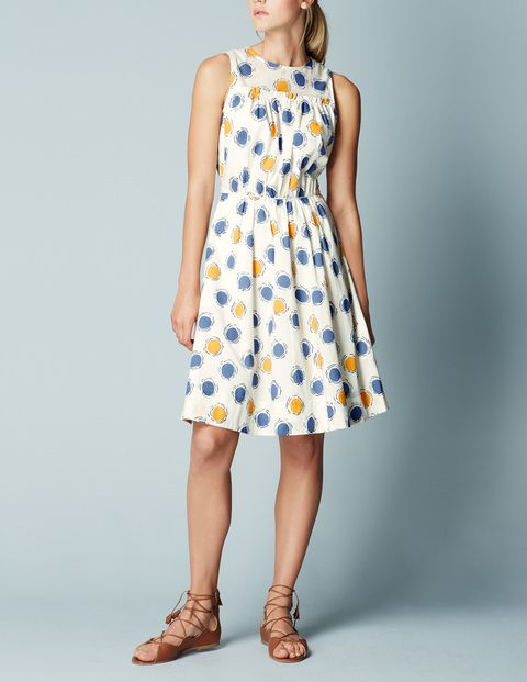 Molly Dress WW031 Day Dresses at Boden - Boden&-39-s Occasionwear ...