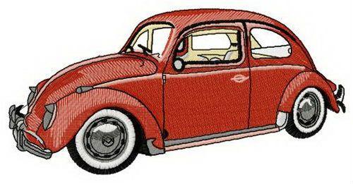 My Volkswagen Bug Bug Embroidery Designs Bugs Embroidery Volkswagen Bug