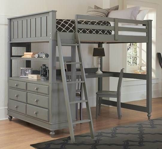 This Do It Yourself Loft Space Bed Layout Is Really Dreamed Of By