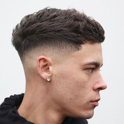50 Best French Crop Top Haircuts For Men 2020 Styles In 2020 Mens Hairstyles Short Thick Hair Styles Mens Haircuts Short