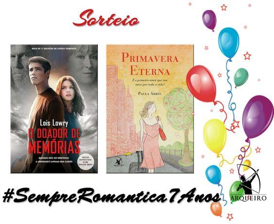 Sorteio #SempreRomantica7Anos - Arqueiro